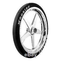 1 Set of 2 Hoosier Drag Racing Front Tire 22.0 / 2.5-17 18108
