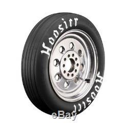 1 Set of 2 Hoosier Drag Racing Front Tire 27.0 / 4.5-15 18106