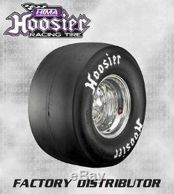 1 Set of 2 Hoosier Drag Racing Slick 30.0 X 9.0R-15 Radial LW C07 18210C07