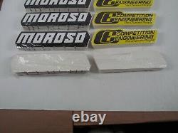 1000 NOS Decals- 500 MOROSO & 500 Competition Engineering Racing Decals Stickers