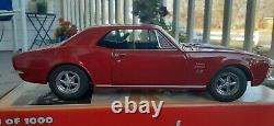 118 Scale Lane Exact Detail NICKEY 1967 Diecast Camaro SET Drag & Street 427 SS