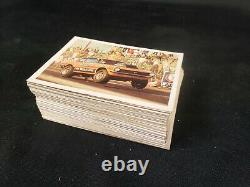 1971 Fleer Complete Set (63) AHRA Official Drag Racing Champs Sports Cards
