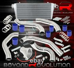 1986-1991 Mazda Rx-7 Fc 31X11.5X3 Intercooler Aluminum Silicon Pipe Kit New