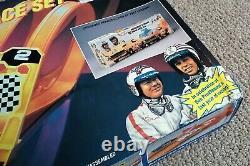 1993 Hot Wheels Mongoose & Snake Drag Race Set (New Old Stock) MATTEL