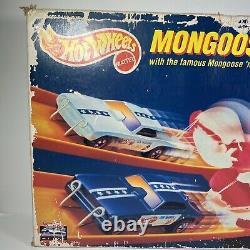 1993 Hot Wheels Mongoose & Snake Drag Race Set No. 10768 of Limited run SEALED