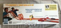 1993 Hot Wheels mongoose and snake drag race set sealed redline