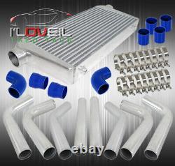 2.5Polish Piping Kit Blue Coupler 31X 11X3Fmic Bar & Plate Turbo Intercooler