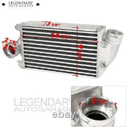 2001-2009 Porsche 996 997 Twin Turbocharge Side Mount Intercooler SMIC Upgrade