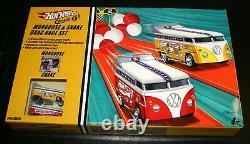 2005 Hot Wheels Classics, Mongoose & Snake Vw Drag Race Set, #j4225, New In Box