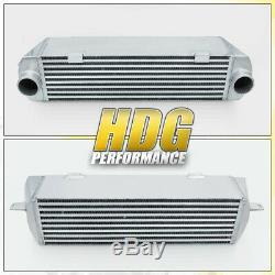 26x6x5 FMIC Front Mount Intercooler Cooling Aluminum For 07-10 BMW 135i 335i