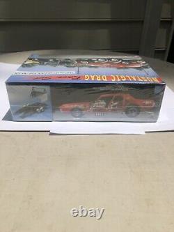 AMT Nostalgic Drag Racing Set Bronco, Cougar And Trailer