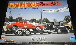 Amt/model King Nostalgic Drag Race Set 125