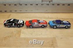 Auto World 2-In-1 Race Track Slot Car Set NHRA Nascar AW #CP3000NTB Drag Race