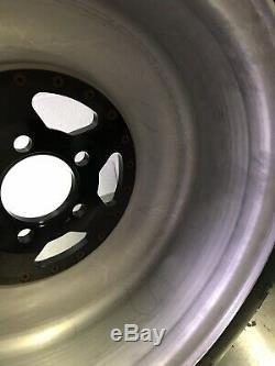 Bogart Force 5 Drag Racing Wheel/Tire Set Toyota Xrunner Srunner