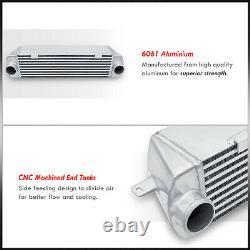 Bolt On Aluminum Performance Turbo Intercooler BK For 2007-2010 BMW 135 335i N54
