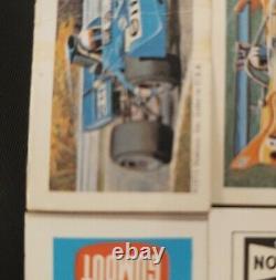 COMPLETE SET 1973 Sugar Daddy Drag Auto Racing Nabisco VERY RARESEE PHOTOS