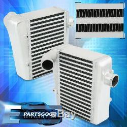 For 90-96 Nissan 300ZX Z32 3.0L VG30 Twin Turbo SMIC Side Mount Intercoolers Kit