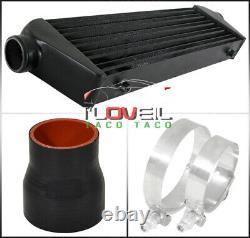 For 96-00 Civic Ek D15 Light Weight Bolt On Piping Kit +BOV Adapter +Intercooler