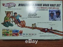 Hit Wheels Classics Mongoose & Snake Drag Race Set