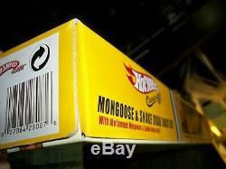 Hot Wheels Classics 2005 Mongoose & Snake Drag Race set MINT in sealed box 2 car