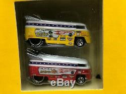 Hot Wheels Classics Mongoose & Snake Drag Race Set Autographed By Both Drivers