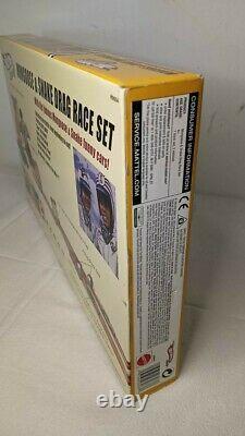 Hot Wheels Classics Mongoose & Snake Drag Race Set H9604 New & Sealed