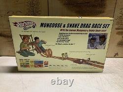 Hot Wheels Classics (Mongoose & Snake) Drag Race Set (NewithSealed)