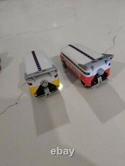 Hot Wheels Classics Mongoose & Snake Drag Race Set VW Drag Bus LOOSE
