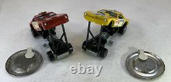 Hot Wheels Mongoose & Snake Drag Race Set RARE HTF (1306)