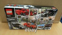 LEGO Speed Champions 75874 CHEVROLET CAMARO DRAG RACE Brand new sealed box
