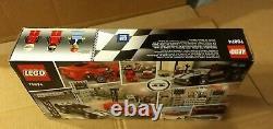 LEGO Speed Champions 75874 Chevrolet Camaro Drag Race Retired Set New Sealed Box