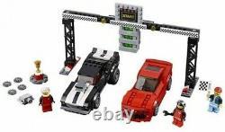 LEGO Speed Champions Chevrolet Camaro Drag Race 75874 717228136748 5057271037599