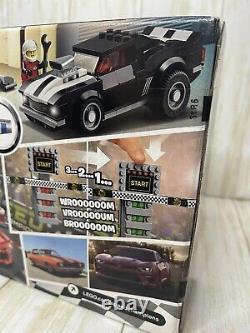 LEGO Speed Champions Chevrolet Camaro Drag Race 75874 BRAND NEW SEALED