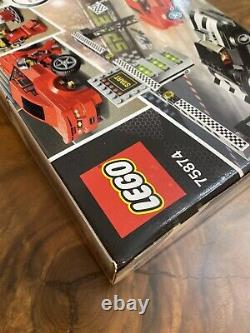LEGO Speed Champions Chevrolet Camaro Drag Race 75874 Super box Condition L@@k