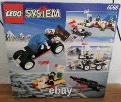 Lego 6568 Drag Race Rally System Vintage NEW
