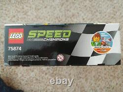 Lego Camaro Drag Race 75874 Brand New, Sealed! , Retired! , Speed Champions