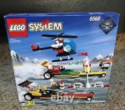 Lego Drag Race Rally (6568) Complete 100% NSIB