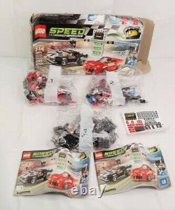 Lego Speed Champions Chevrolet Camaro Drag Race 75874! Lego Speed Champions