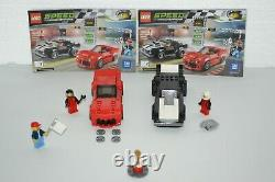 Lego Speed Champions Chevrolet Camaro Drag Race Set 75874 withsticker &instruction