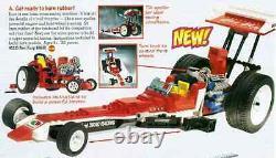 Lego Team Model 5533 Team Red Fury Octan Drag Racing Racer New SEALED