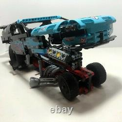 Lego technic race Drag Racer 42050 With Power Functions. Assembled