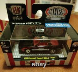 M2 Machines Nhra Championship Drag Racing 6 Car Setwalmart Excl Full Sleeve