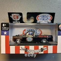 M2 Machines Nhra Championship Drag Racing 6 Car Setwalmart Exclusive