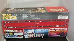 MAC TOOLS TEAM FORCE PRO RACING DRAG STRIP Slot Car Race set