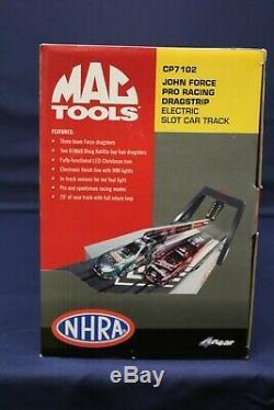 MAC Tools Team Force Pro Racing Drag Strip CP7102 Brand New in Original Box B2