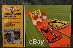 Mattel Hot Wheels Classics MONGOOSE & SNAKE DRAG RACE SET H9604 Funny Cars