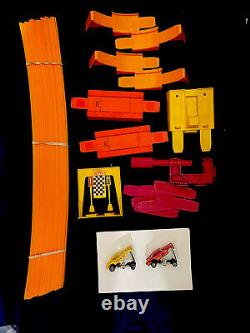 Mattel Hot Wheels Mongoose & Snake Drag Race Set Collector's Item