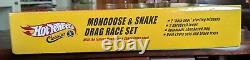 NEW in BOX Hot Wheels Classics Series Snake And Mongoose Drag Race Set 4+