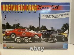 Nostalgic Drag Race Set by AMT/Ertl for Model King #21713P FACTORY SEALED BAG