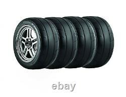 P315/40R18 Set 4 Nitto NT-05R Drag Race DOT Compliant TiresR 102 28.1 3154018